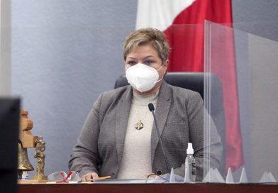 DIP. MARTHA BARAJAS GARCÍA PIDE QUE SE RESPETE LA JUBILACIÓN DE LOS MAESTROS.