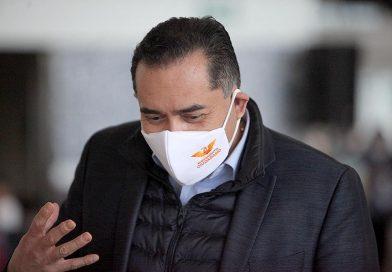 NECESARIO QUE SE APRUEBE INICIATIVA PARA HACER OBLIGATORIO EL USO DE CUBRE BOCAS EN SLP: DIP. EUGENIO GOVEA ARCOS