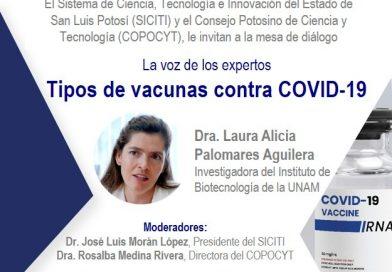"""COPOCYT Y SICITI INVITAN A MESA DE DIÁLOGO """"TIPOS DE VACUNAS CONTRA COVID-19"""""""