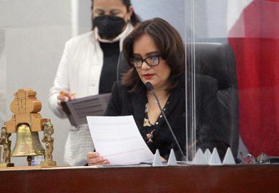 PREPARA PODER LEGISLATIVO DICTAMENES PARA DESIGNACIÓN DE MAGISTRADOS DEL TEJA Y FISCAL ANTICORRUPCIÓN: DIP. VIANEY MONTES COLUNGA