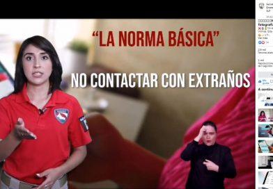 SECESP IMPLEMENTA CAMPAÑA DIGITAL PARA SABER CÓMO ACTUAR ANTE AMENAZAS
